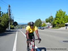 climb up Castro Valley Blvd
