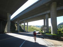 I-580 underpass