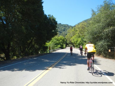 Calaveras Rd-Welch Creek xing