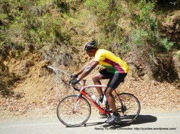 Calaveras climb