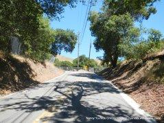 base of Palomares climb