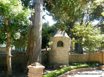 mini stone tower