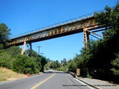 Franklin Cyn Rd-Muir trestle