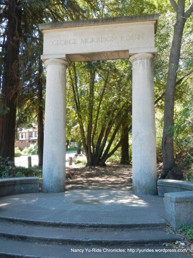 George Morrison Rolph Memorial