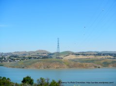 view of Carquinez Strait-Benicia