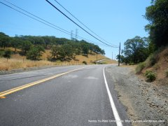 Marsh Creek Rd-3rd climb to Divide Reservoir