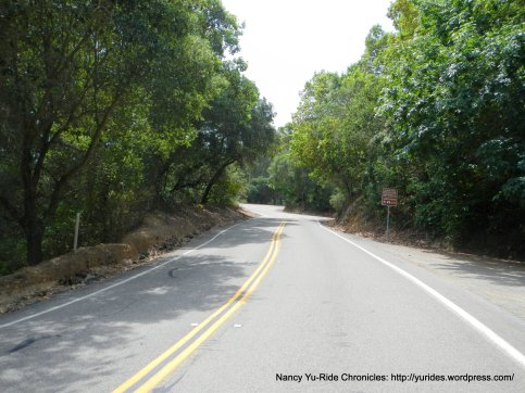 Redwood Rd to Bort Meadow