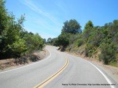 Redwood Rd bump