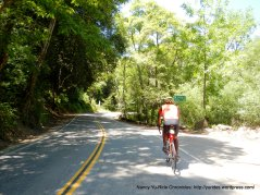 descend Redwood Rd to Pinehurst