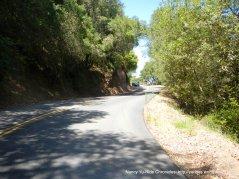 Pinehurst-steep 9-12% grades
