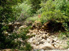 Ulatis Creek bed