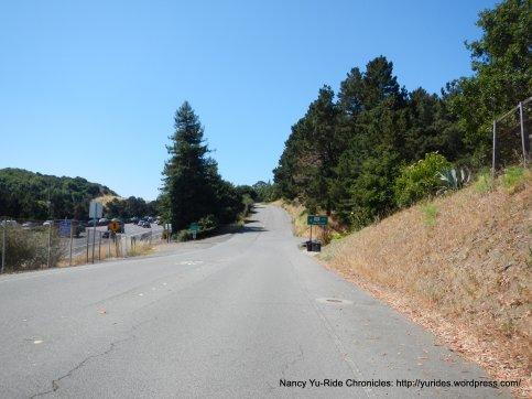 Casa Buena Dr climb-frontage road