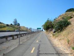 Multi-use path along US-101