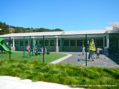 nearby school