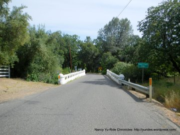 narrow creek xing
