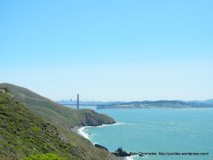 view of Golden Gate