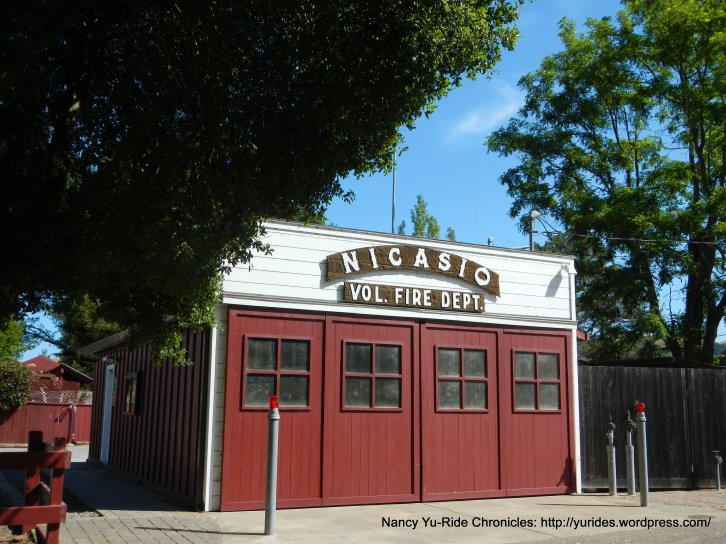 Nicasio Fire Dept