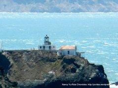 view of Point Bonita Lighthouse