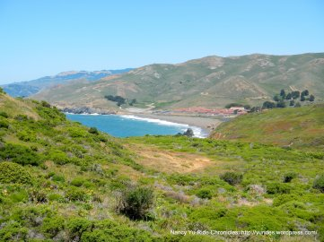 view of Rodeo Cove