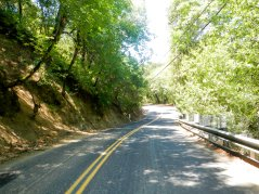 Alhambra Valley Rd-rolling climbs