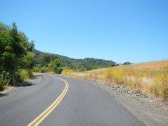 rolling terrain-Alhambra Valley Rd