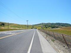 climb up Castro Ranch