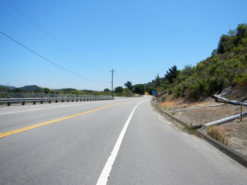 San Pablo Dam Rd