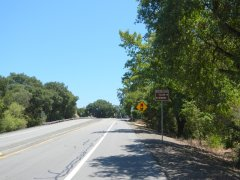 San Pablo Dam Rd to Bear Creek Rd