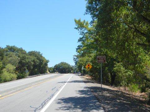 San Pablo Dam Rd to Bear Creek Rd