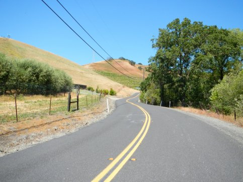 Alhambra Valley Rd