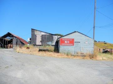 old pig farm