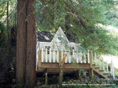 tree house cottage-Cascade Dr