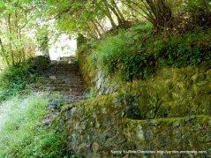 Cascade Dr-stone steps