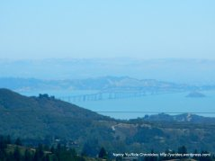 view of Richmond-San Rafael Bridge