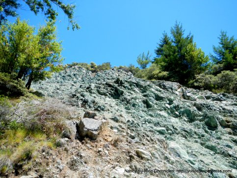 serpentine basalt