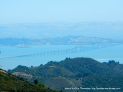 view of San Pablo Bay-richmond San Rafael Bridge