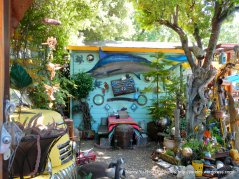 decorative front yard
