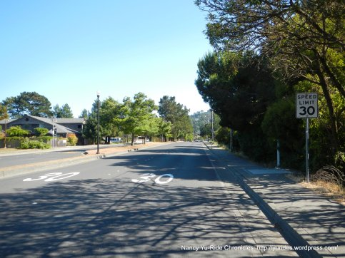 Camino Alto to Miller