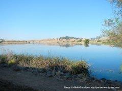 Lagoon Valley Park lagoon