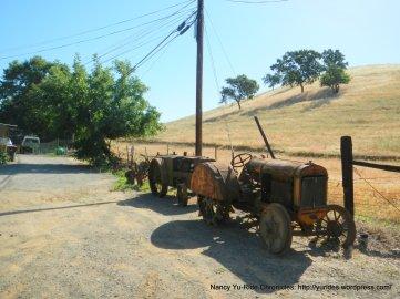 vintage farm equipment
