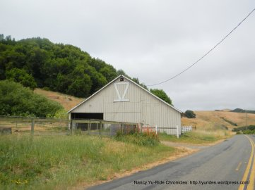 Hicks Valley barn