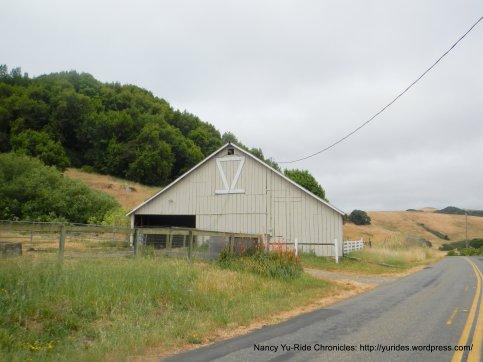 Hicks Valley barn