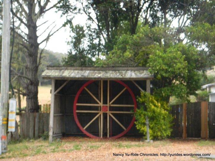 big wagon wheel