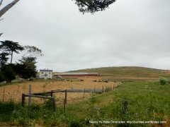 Tomales Bay ranch lands