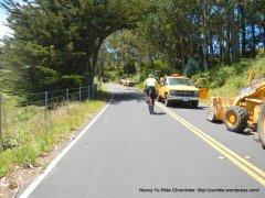 steep climb-Valley Ford Franklin School Rd