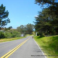 descend Dillon Beach Rd