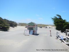 Dillon Beach entrance