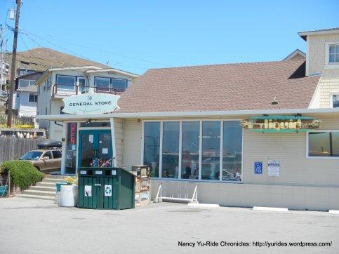 Dillon Beach general store