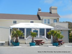 Dillon Beach cafe