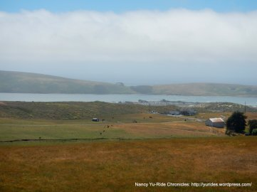 view of Tomales Bay/Point